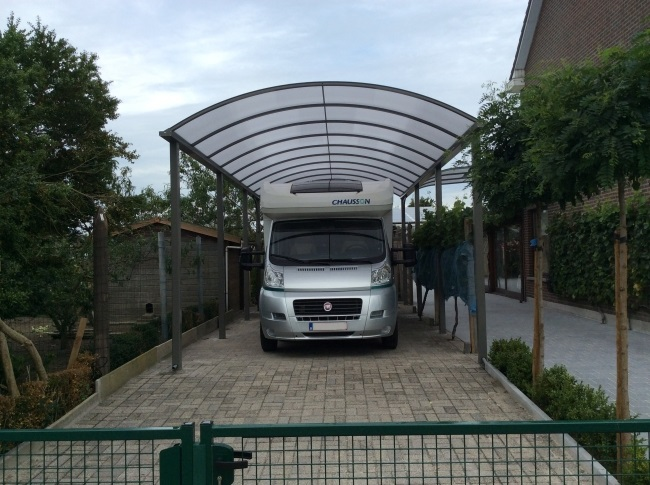 carport type Rond